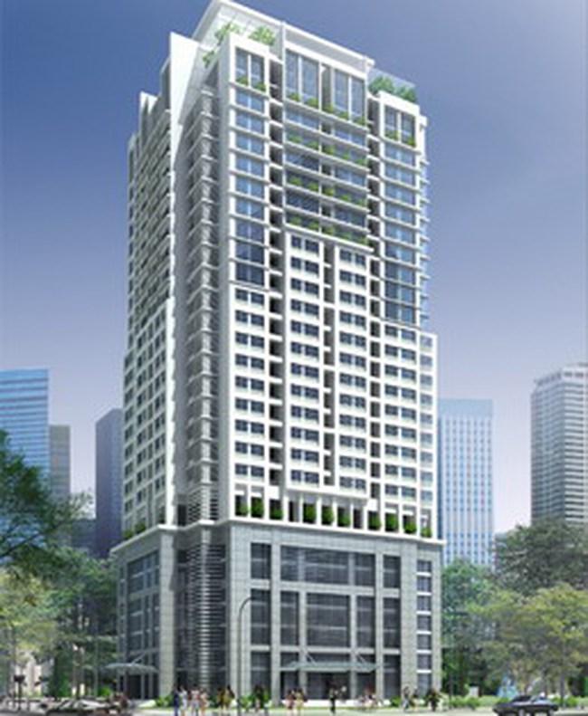Đầu tư 480 tỷ đồng xây mới chung cư cũ 97 Láng Hạ