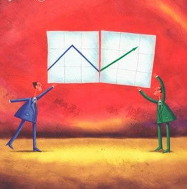 """VN-Index vẫn vượt ngưỡng 480 điểm trước """"cuộc đổ bộ"""" của cổ phiếu giá thấp"""