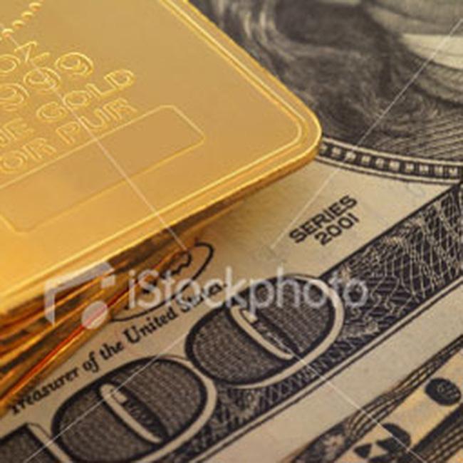 Vàng tăng giá trước nỗi lo lạm phát