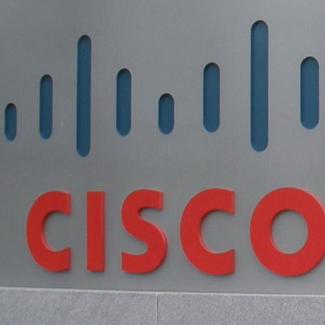 Doanh thu của Cisco giảm 17% vì suy thoái kinh tế