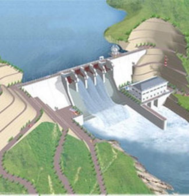 Tài trợ 1.000 tỷ đồng xây thủy điện Nậm Mức