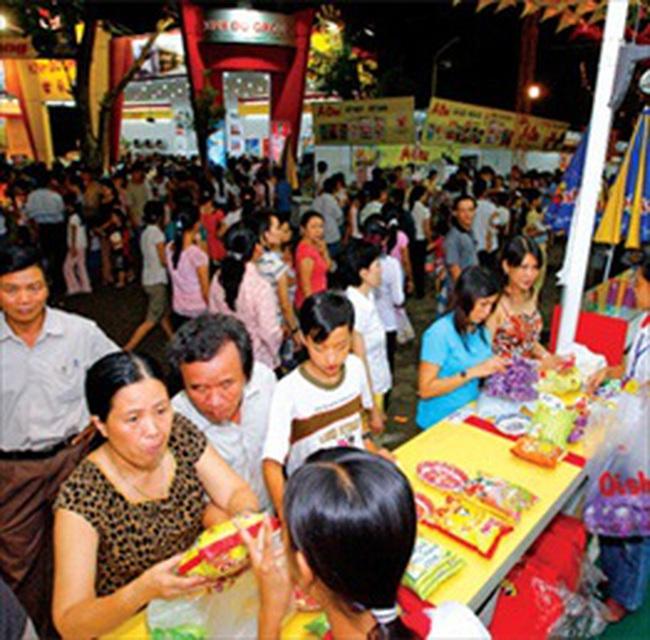 Sẽ tổ chức vận động người Việt ưu tiên dùng hàng Việt