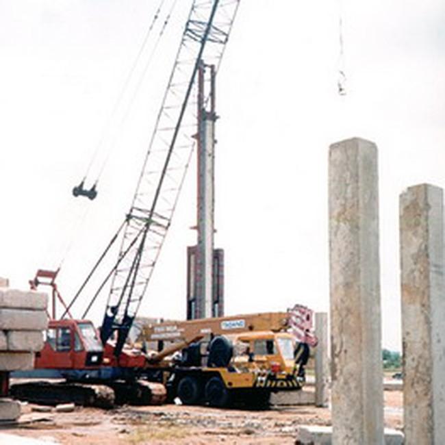 Bộ xây dựng xin thành lập hai tập đoàn kinh tế