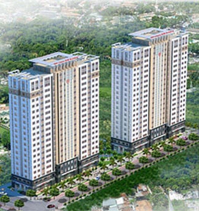 Khởi công dự án 584 Lilama SHB Building