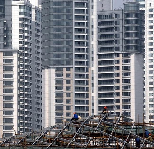 """Giá đất Trung Quốc lại lên cơn """"sốt"""""""