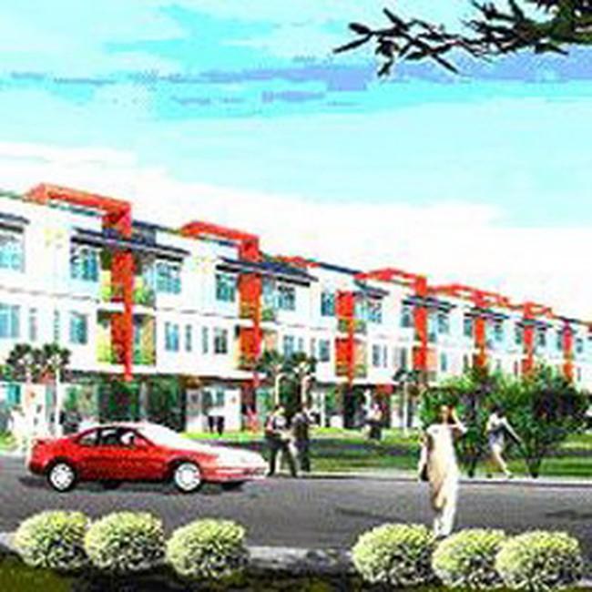 TP.HCM: Thêm khu nhà liền kề, biệt thự mới tại Hóc Môn
