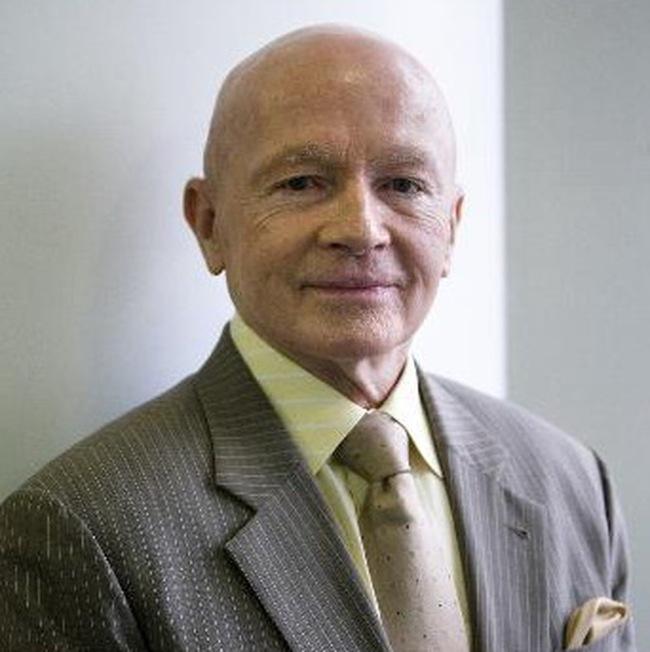 Mark Mobius: TTCK thế giới sẽ điều chỉnh giảm