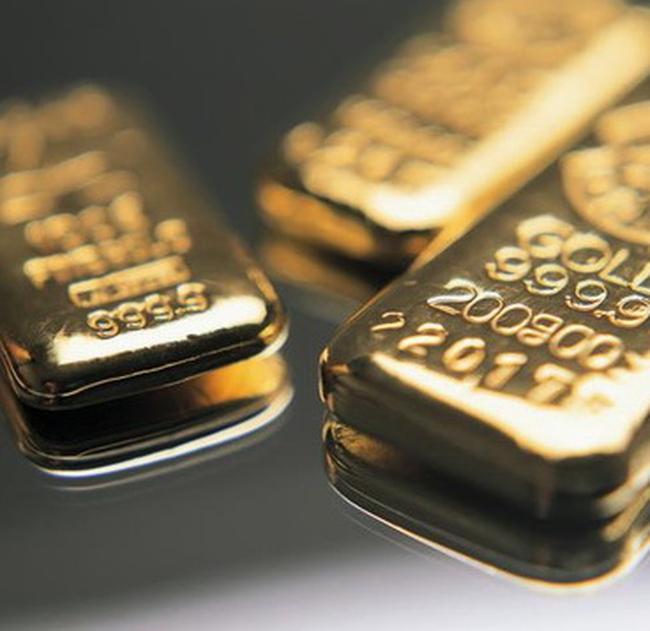 Vàng tăng giá lần đầu trong 5 ngày