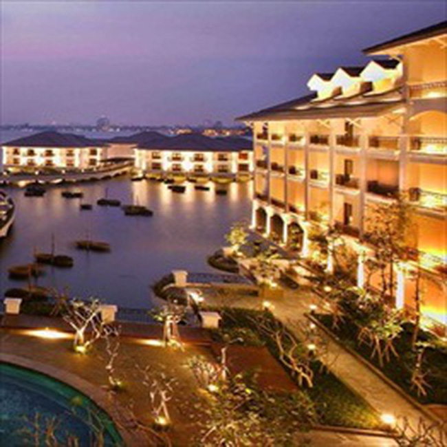 Thị trường khách sạn sẽ tăng trưởng mạnh trở lại