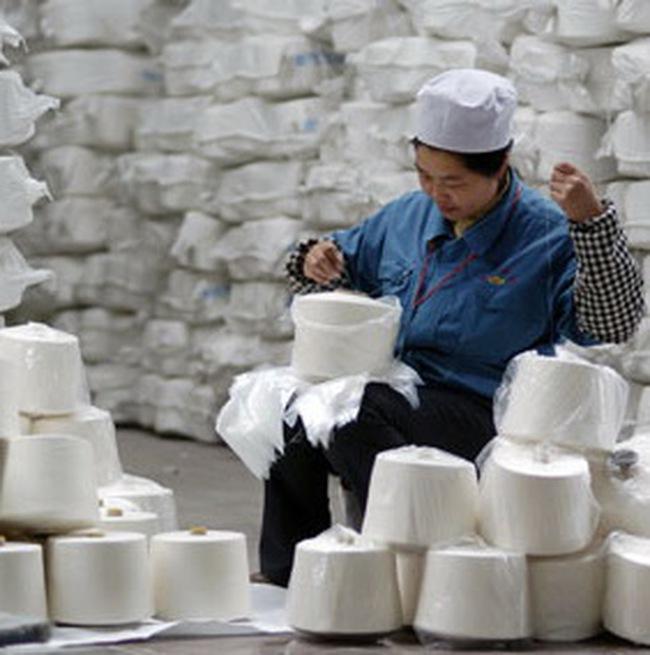 Sản xuất Trung Quốc tháng 7/2009 đi lên mạnh mẽ
