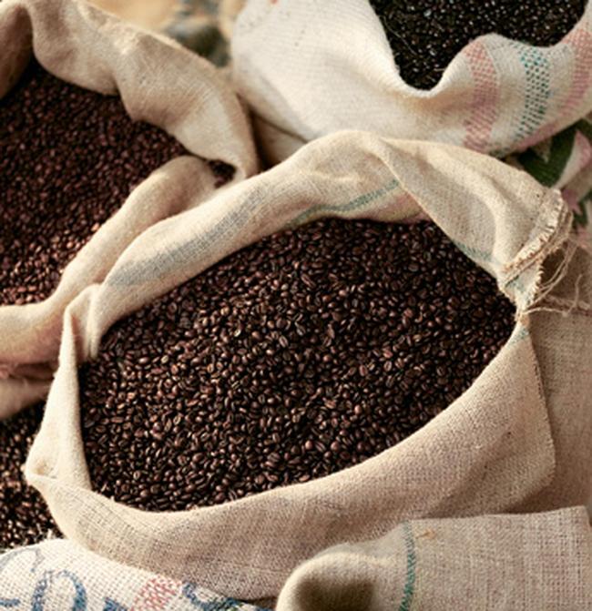 Giá cà phê Robusta tiếp tục giảm