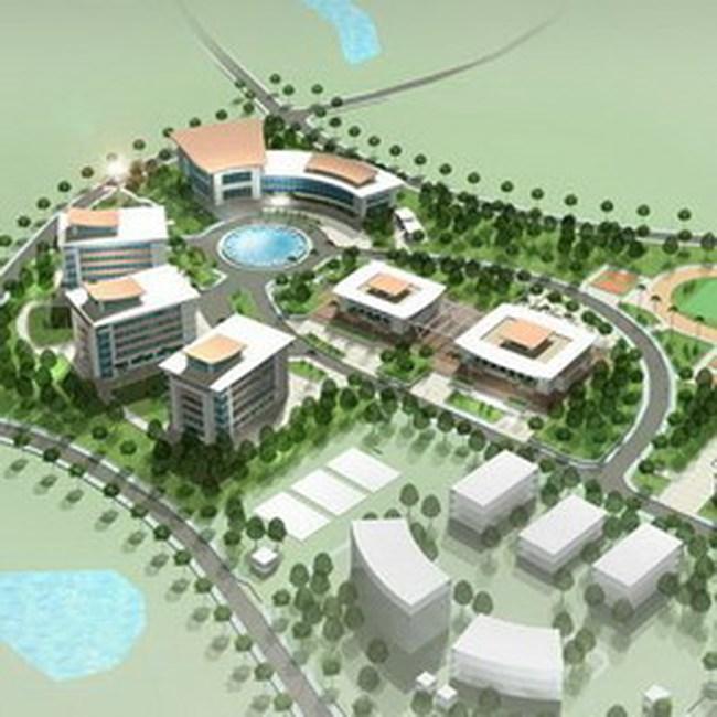 168,5 triệu USD xây trường Đại học FPT tại Hòa Lạc, Hà Nội