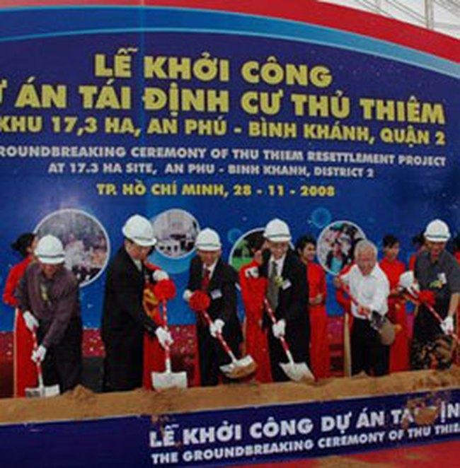 20.000 tỷ đồng trái phiếu cho dự án Thủ Thiêm