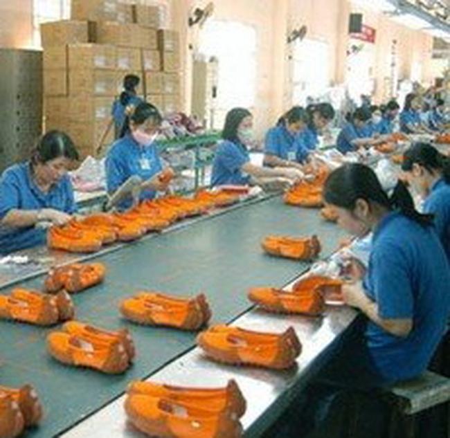 Xuất khẩu da giày 7 tháng đầu năm giảm 9,7%