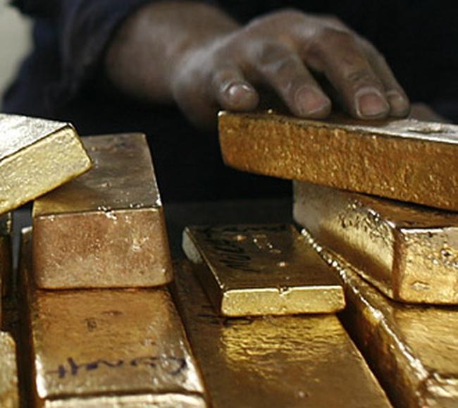 Giá vàng tăng mạnh nhất trong 1 tuần