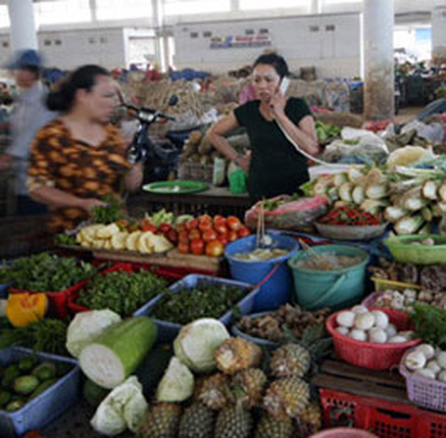 Tp.HCM: 400 tỷ đồng cho vay bình ổn giá hàng tết Canh Dần