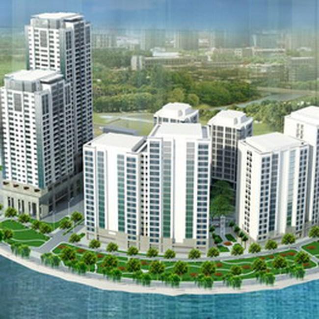55 triệu USD xây dựng TD Lakeside Hải Phòng