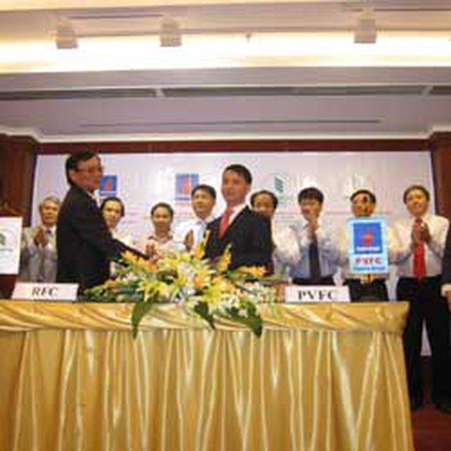 PVF: Ký kết thỏa thuận hợp tác toàn diện với Tài chính Cao su