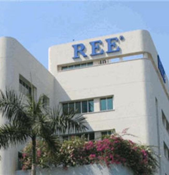 REE: Lợi nhuận 7 tháng ước đạt 322,86 tỷ đồng