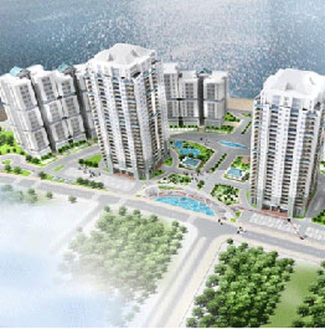 PVFC tài trợ dự án khu nhà cao tầng TD Lakeside Hải Phòng