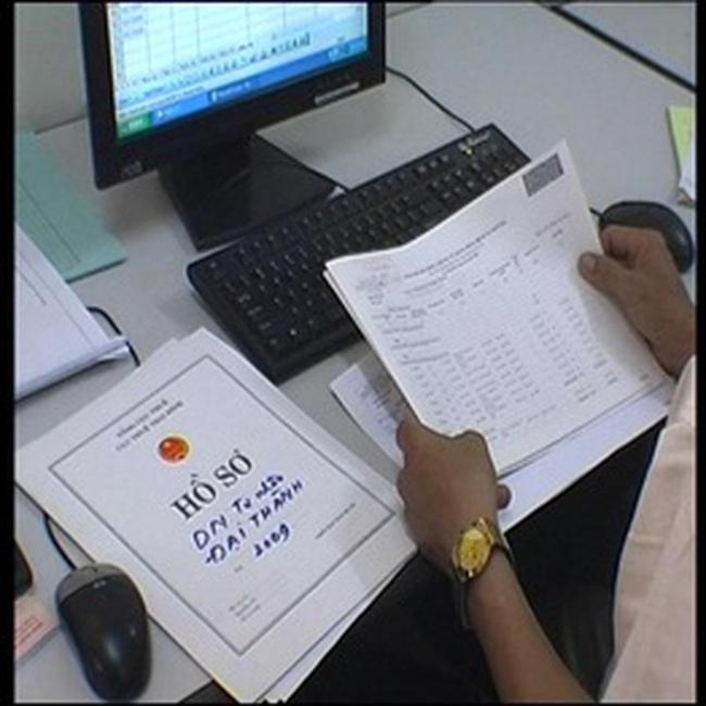 Các công ty đại chúng phải cung cấp số liệu trước ngày 18/08