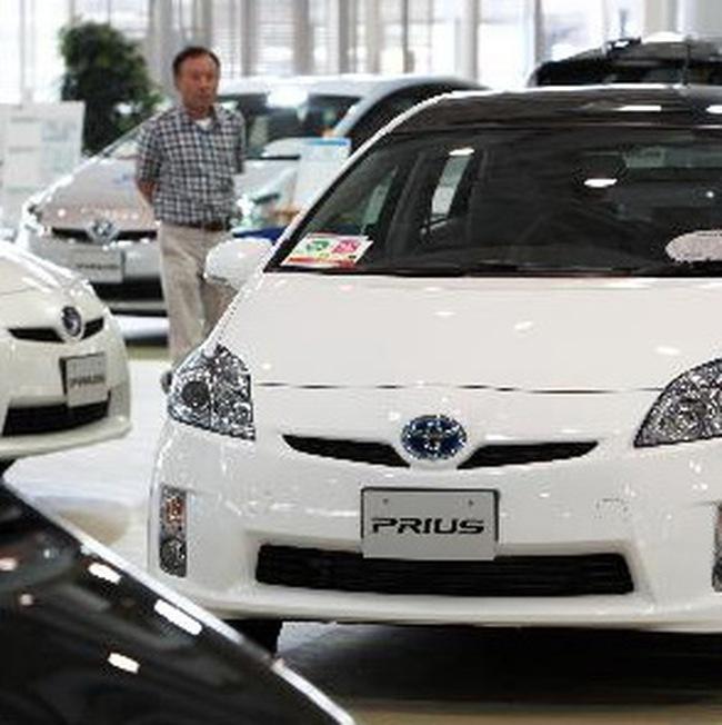 Đến lượt kinh tế Nhật thoát suy thoái