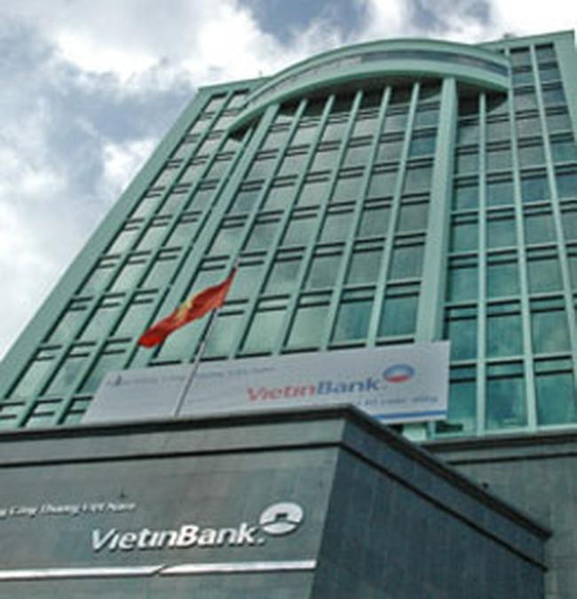 Vietinbank lãi trước thuế 2.078 tỷ đồng 6 tháng đầu năm