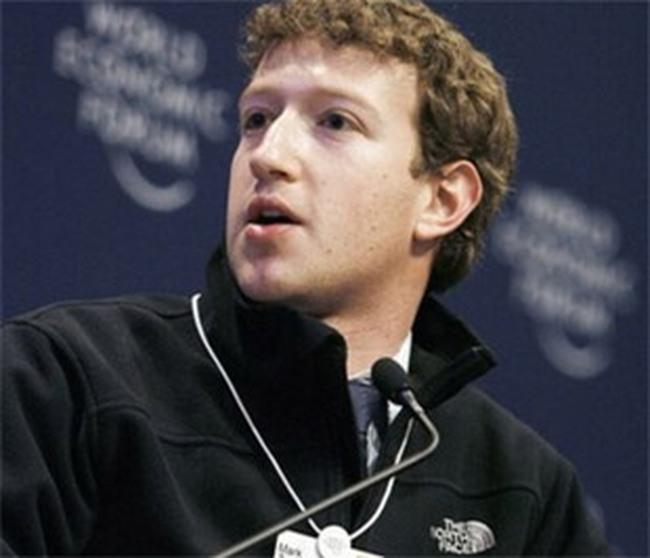 Mark Zuckerberg - Tỷ phú trẻ tuổi làm nên thành công của Facebook