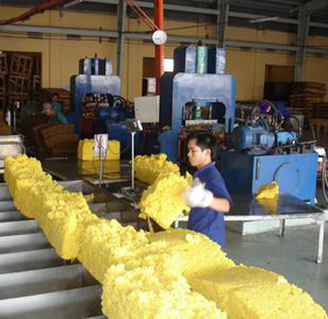 Xuất khẩu cao su tăng mạnh