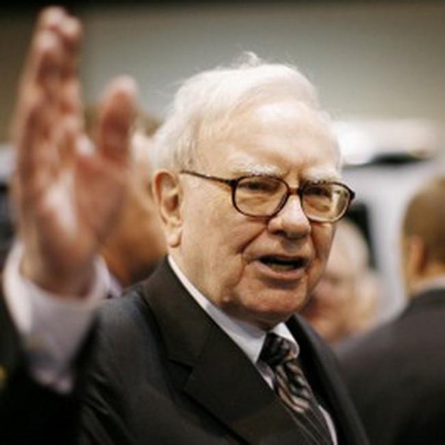 Tỷ phú Buffett nhận định kinh tế Mỹ đang phục hồi chậm