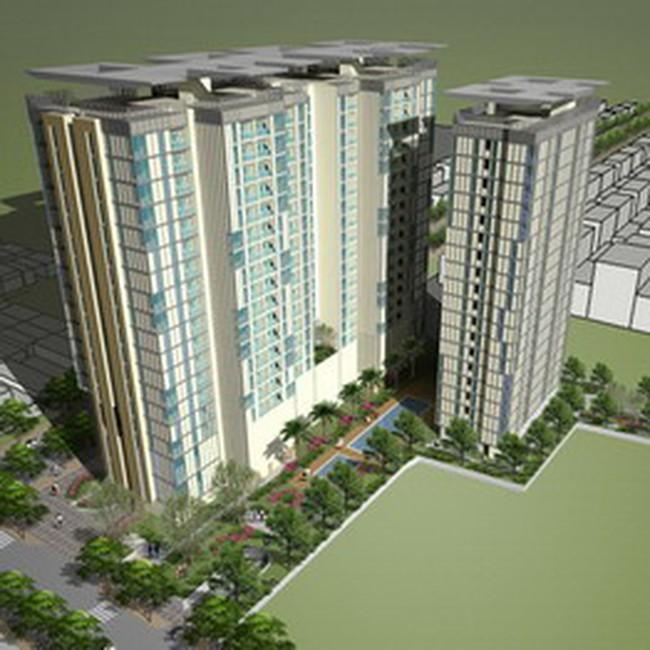 BCI: Xây dựng cao ốc An Lạc Plaza