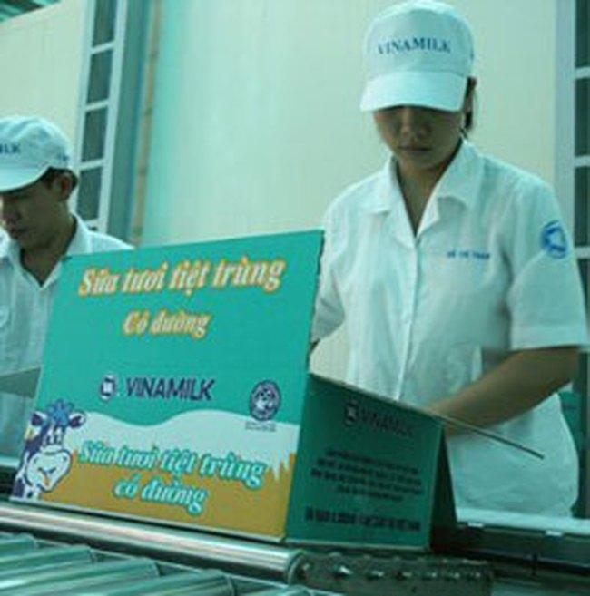 Vinamilk phát hành cổ phiếu thưởng, tỷ lệ 1:1