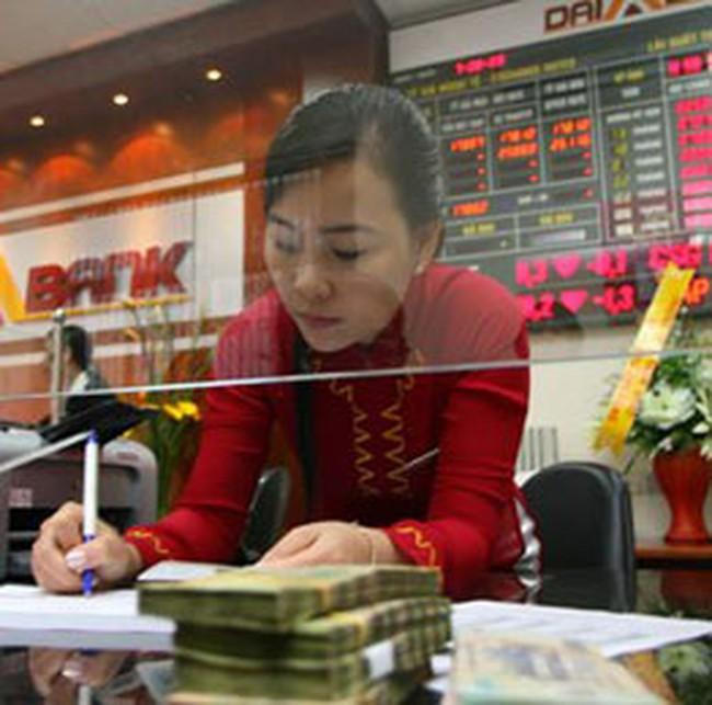 Áp lực tăng vốn đối với ngân hàng nhỏ