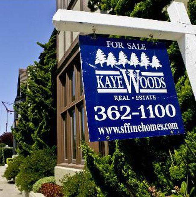 Thị trường nhà đất Mỹ đón tin tốt