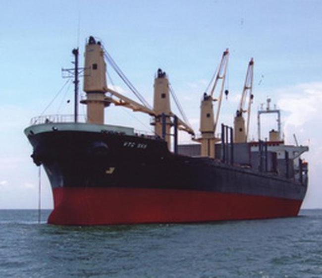 VST: Nhận tàu mới mua thêm