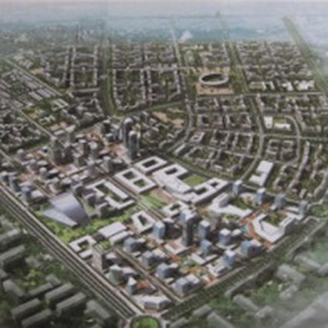 Xem xét cấp Giấy chứng nhận đầu tư Dự án Khu trung tâm thành phố mới Nhơn Trạch