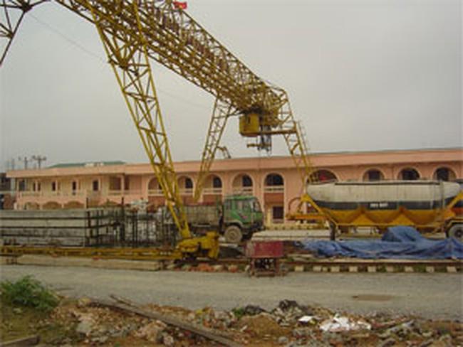 Xây dựng hạ tầng Sông Đà và Cơ khí Lắp máy Lilama đăng ký niêm yết