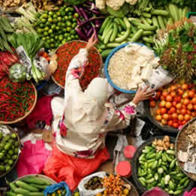 CPI tháng 8 của Hà Nội tăng 0,47%