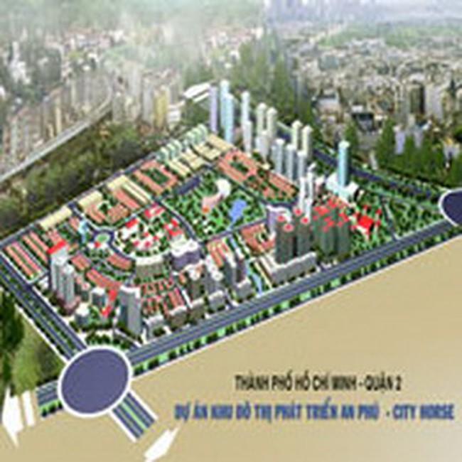 Điều chỉnh quy hoạch Khu đô thị phát triển An Phú - City Horse, Quận 2