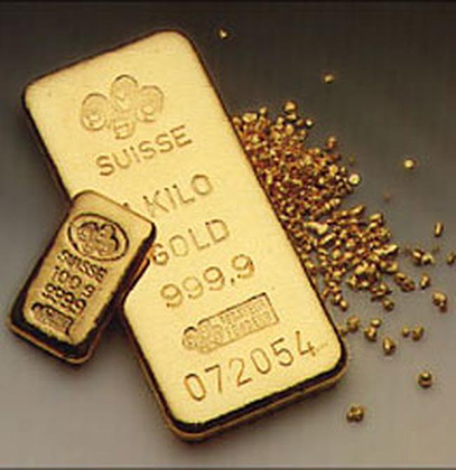 Vàng giữ giá 21,2 triệu đồng/lượng