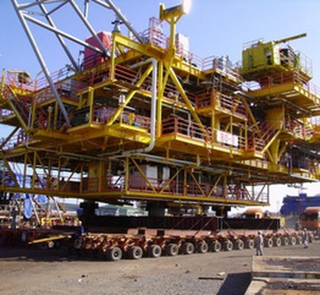 PVS: Nhận tài trợ 23 triệu USD đầu tư kho nổi chứa, xử lý dầu thô