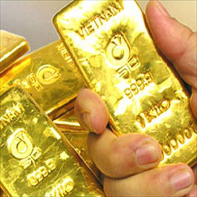 Cổ phiếu ngành vàng trên OTC