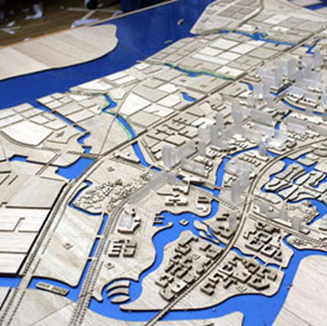 SCIC đề nghị xây khu đô thị cảng Hiệp Phước