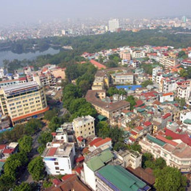 Đề xuất ba phương án quy hoạch Thủ đô