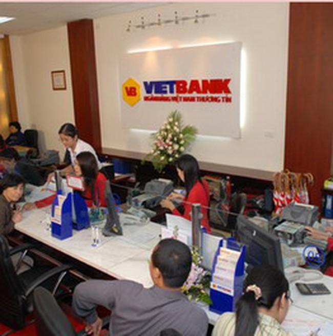 Vietbank nâng lãi suất huy động cao nhất lên 10,05%/năm