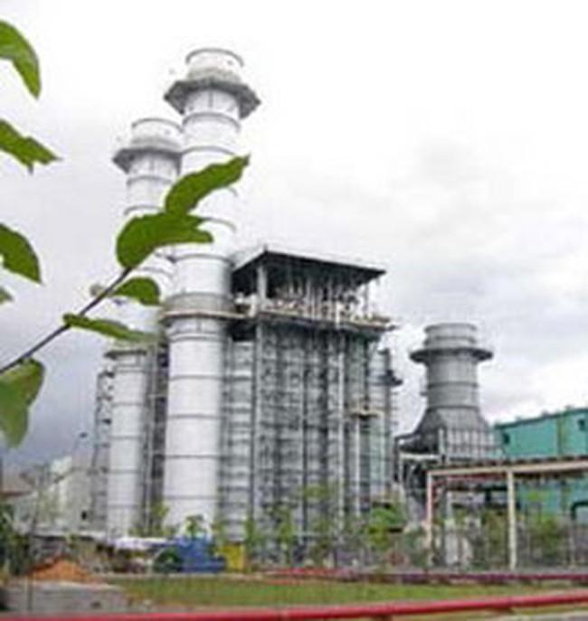 Khánh thành Nhà máy Điện Nhơn Trạch 1