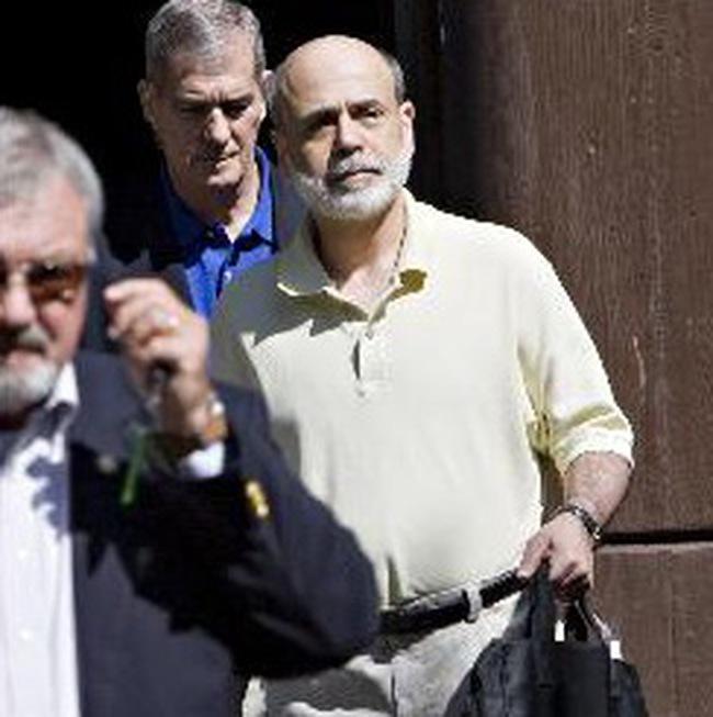 Ông Bernanke nhiều khả năng tiếp tục làm chủ tịch FED