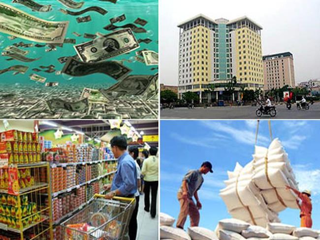 8 tháng đầu năm 2009: Vốn FDI vào Việt Nam là 5,62 tỷ USD