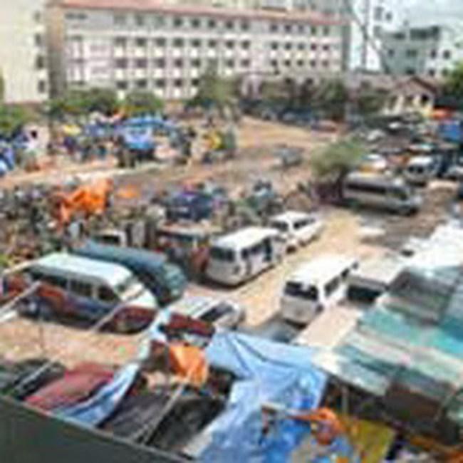 TP. HCM: Đấu giá đất 100 Hùng Vương, quận 5 với giá khởi điểm 704,4 tỷ đồng