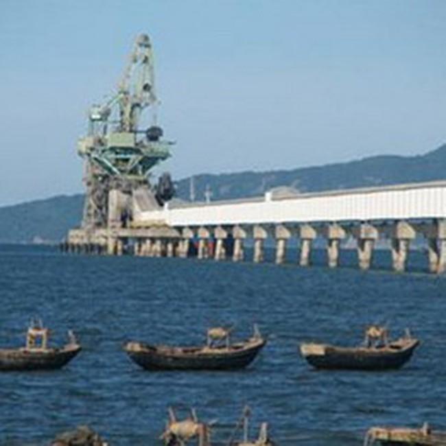 PVS được vận hành khai thác Cảng Nghi Sơn
